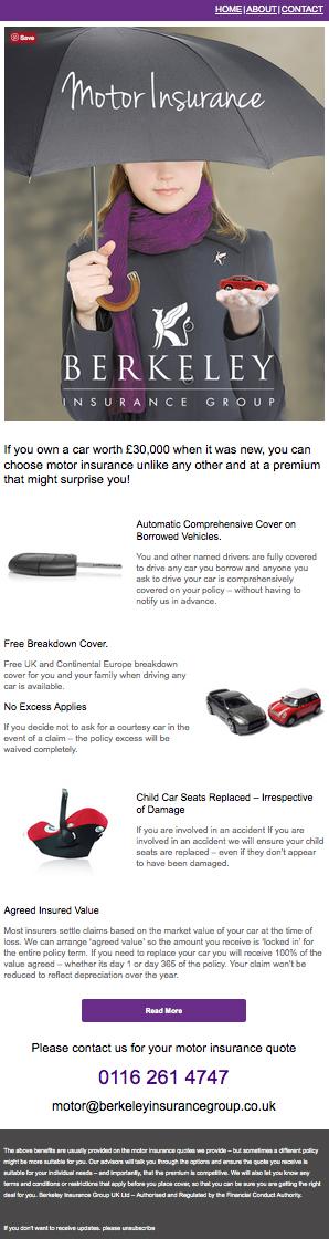 Berkeley Insurance