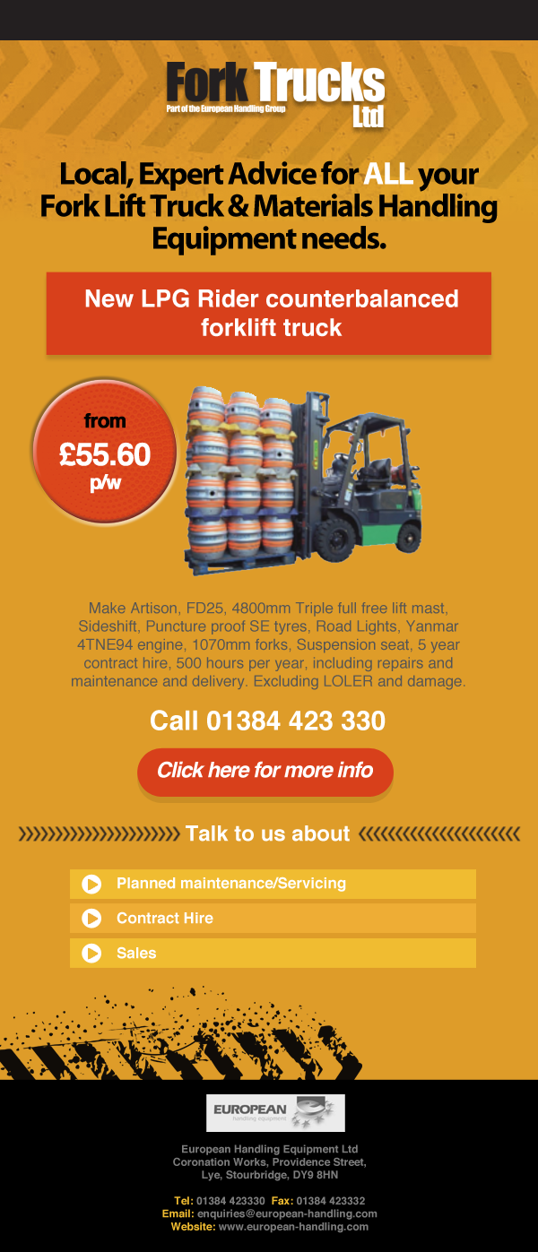 Fork Trucks Ltd 1